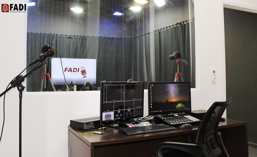 Novo estúdio FADI