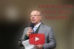 Entrevista com José de Mello Junqueira