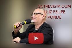 Entrevista com Luiz Felipe Pondé