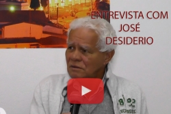 Entrevista com José Desiderio