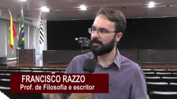 Entrevista com Francisco Razzo